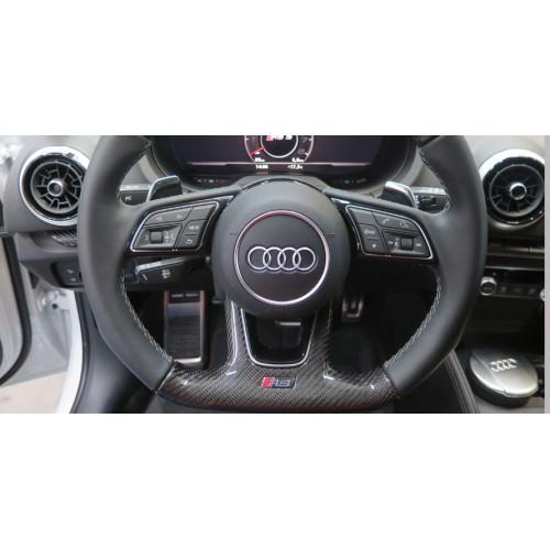 Molduras volante ABT Audi RS3 Sportback 8V FL