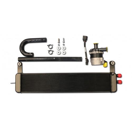 Kit radiador de agua adicional ABT Audi RS4 Avant B9