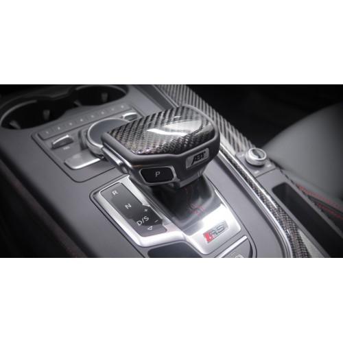 Moldura pomo carbono ABT Audi RS4 Avant B9