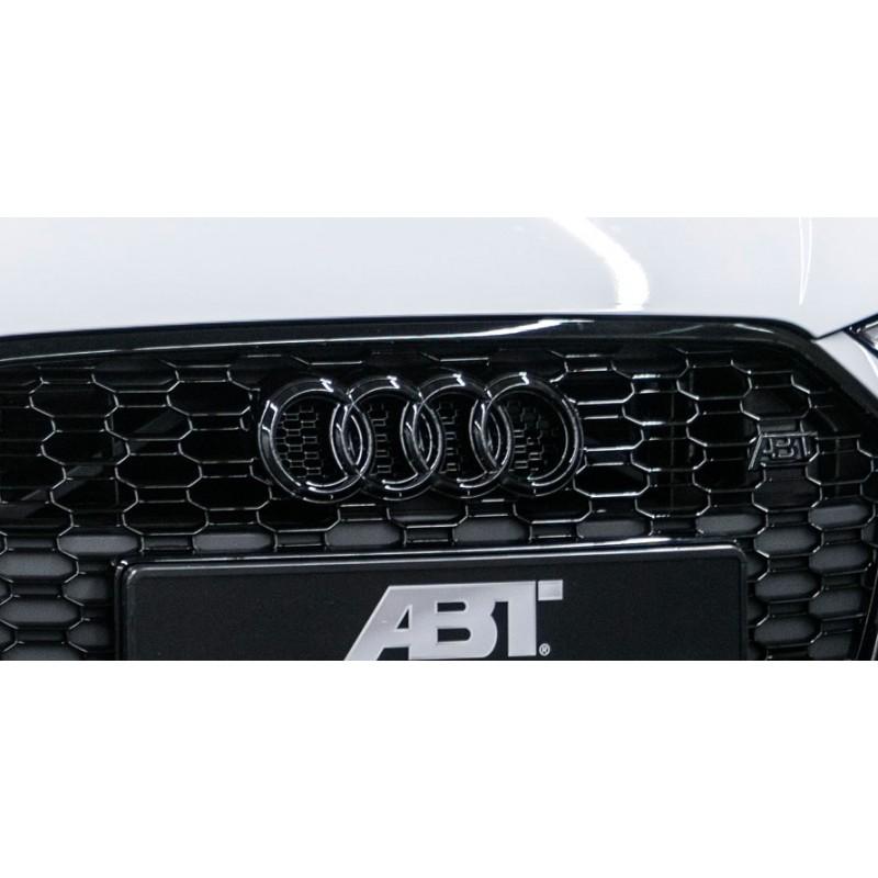 Emblema Audi negro ABT Audi RS3 Sportback 8V FL