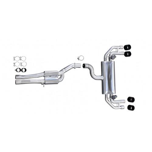Sistema de escape ABT Audi RS3 Sportback 8V FL